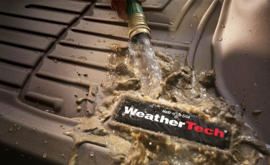 WeatherTech Products are Here!